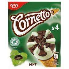 Any Two Packs  ( 4pks) of Cornetto £1.50 @ Farmfoods
