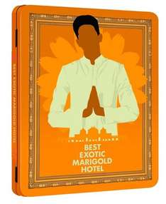 The Best Exotic Marigold Hotel (Blu-ray Steelbook) £2.76 @ Music Magpie (with code)