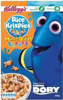 Kellogg's Breakfast Cereal Half Price Deals from £1.34 @ Waitrose