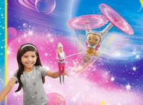 Barbie Doll and Hover Cat Toy £11.49 halfprice Prime / £15.48 Non Prime @ Amazon