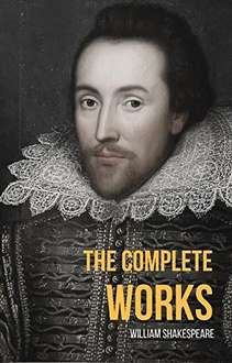 (New Illustrated Version)  -  The Complete Works Of William Shakespeare with 150 Original illustrations (WordWise Classics)  Kindle Edition  - Free Download @ Amazon