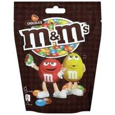 Mars Chocolate Pouch from Argos for 70p/Galaxy Large Block or Malteser Box 80p
