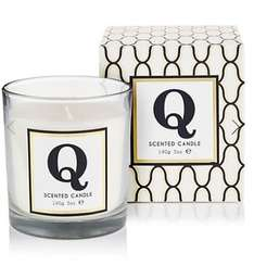 Scented Candle with Glass Jar Was £6 Now £2 @M&S Free C&C