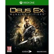 [Xbox One/PS4] Deus Ex:Mankind Divided-Day One Edition £34.95 (The Game Collection)