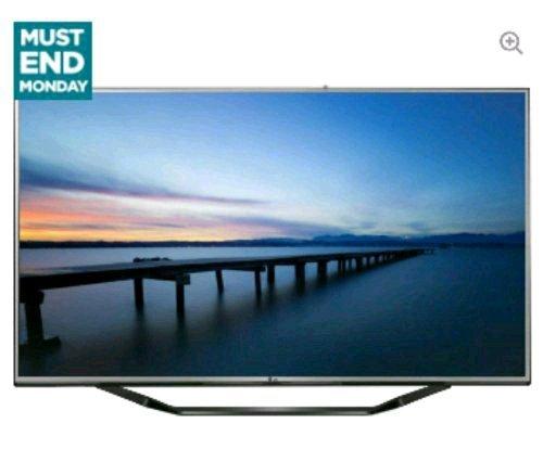 "LG60UH625V Smart 4k Ultra HD HDR 60"" LED TV @ currys pc world £899 using £100 code"