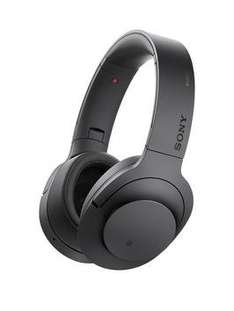 Sony MDR-100ABN H.ear On Wireless Headphones - Black £149 @ Very