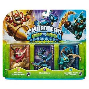 Skylanders Swap Force Triple pack was £12.99 now £3.99 @ Home Bargains