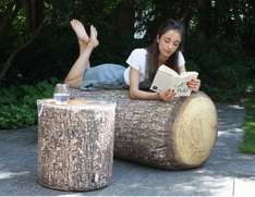 Tree Trunk Sofa thingy £529.99 delivered @ Wayfair