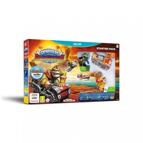 Skylanders Superchargers: Starter Pack with Donkey Kong (Nintendo Wii U) - £14.99 @ Smyths Toys