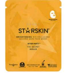 FREE grab a free full size  pack of starskin face mask