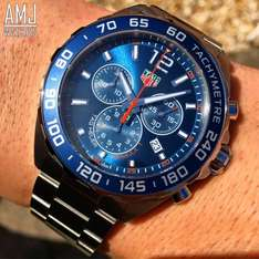 TAG Heuer Formula 1 Chronograph £1150.00 - 48 months 0% APR finance available equalling £21.56 a month with a 10% deposit of £115 @ AMJwatches.