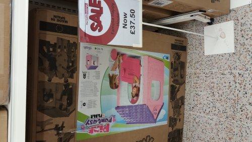 Girls playhouse £37.50 @ Wilko instore