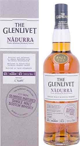 the glenlivet nadurra whisky £16.25 @ amazon