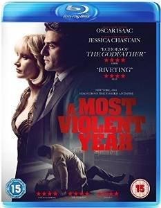A Most Violent Year Blu-Ray £2.99  (Prime) / £4.98 (non Prime) @ Amazon