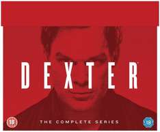 Dexter: Complete Seasons 1-8 DVD Boxset £22.39 with free delivery @ Base.com, Zoom.co.uk have now dropped price...works out at £20.65 using code RAK15OFF (credit to robtallica)