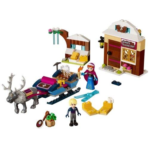LEGO Disney Princess Anna & Kristoff's Sleigh Adventure (was £24.99) Now £16.67 + FREE Olaf Minifigure set at Toys R Us