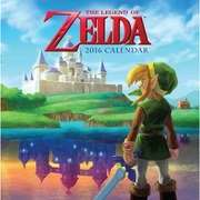Mario Paper Craft 75p / Zelda 2016 Calendar £1.19 - Delivered @ Nintendo