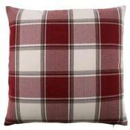 Tartan Oversized Cushion - £0.10 @ B&M [ look for 297108 code on price tag .. they are scanning at £1]