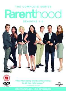 Parenthood: The Complete Series 1-6 (Box Set) [DVD] £19.97 including free delivery using code RAK15OFF @ Zoom.co.uk