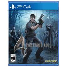 Resident Evil 4 Xbox One/PS4 £17.85 @ Base