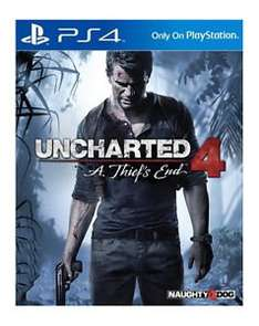 Uncharted 4: A Thief's End (PS4) £22.49 Delivered @ Boomerang via eBay (As New)