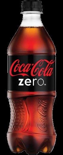 free coke zero at Baker street