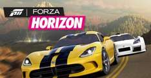 Forza Horizon (Now Backwards Compatible on Xbox One) £4.28 @ Opium Pulses