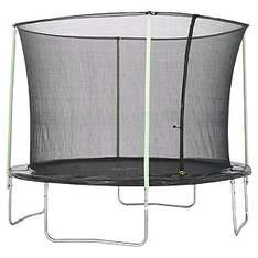 tesco 10ft plum trampoline for £49.75