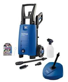 Nilfisk C110 Pressure Washer 1400W +Patio Cleaner - Amazon - £54.99 (Dispatched within 1-3 weeks)