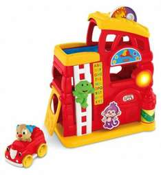 Fisher Price Laugh Learn Monkey (free c&c) at Boots for £8.40