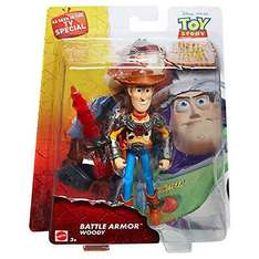 Toy Story That Time Forgot Battle Armour Woody Figure @ wilkos instore was £10 now £2.50