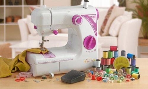 Sewing machine £39.98 Groupon