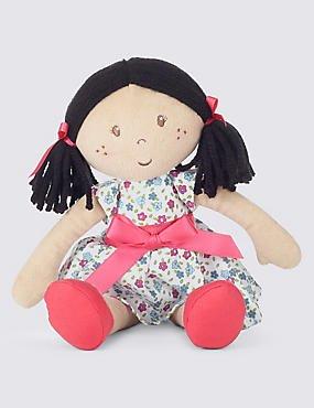 33cm Soft Doll was £12 now £2.39 C+C @ M&S (Peppa Pig £2.39 + more in comments)