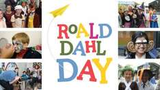 Free Roald Dahl 100 Party Pack