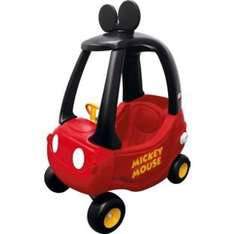 Little Tikes Mickey Mouse Cozy Coupe (was £59.99) Now £39.99 @ Argos