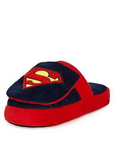 Kids' Superman™ Stompeez (was £18.00) Now from £3.19 C&C at Marks & Spencer (+ more links in comments)