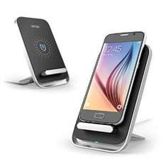 Wireless charger for Samsung and other phones - £12.90 (Prime) £16.89 (Non Prime) @ Sold by Vinsic_Direct and Fulfilled by Amazon.