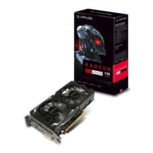 Sapphire Radeon RX 460 2GB AMD Graphics Card £99.98 @ Scan