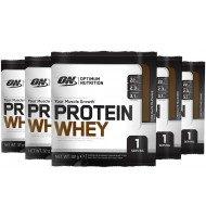 768g Optimum Nutrition Chocolate Whey Protein (24 Sachets) @ £8.16 [Amazon Prime] £12.91 [Non Prime]
