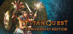 [Steam] Titan Quest Anniversary Edition - £4.49 Steam / £3.89 GoG.com [Free upgrade if you own Titan Quest]