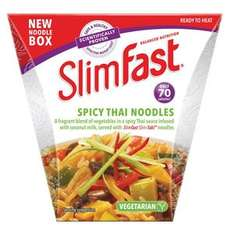 Free SlimFast Meal (Worth £2.47) When you buy a SlimFast snack for 59p @ Superdrug. Free c&c or free delivery for beauty card holders