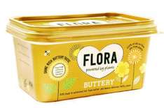 Flora buttery 1Kg for 99p dated 24/9/16 - Cooltrader in Belle Vale branch.