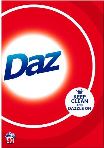 Daz Washing Powder 40 Washes 2.6Kg £4.00 @ Tesco