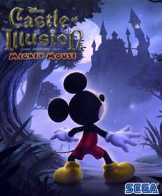 Castle of Illustion Feat. Mickey Mouse for PC/Mac. £1.49 at BundleStars