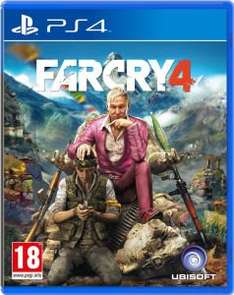 Far Cry 4 - PS4 £10 (XBOX ONE £12) at CEX (pre-owned)