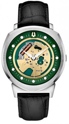 Bulova Accutron II Men's UHF Watch with Green Dial 96A155 £132.89 Amazon