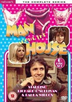 Man About the House - Complete Box Set [DVD] at Amazon for £10.49 (Prime or + £1.99)