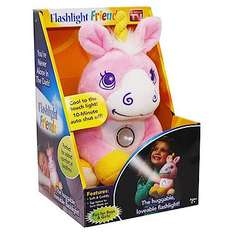 Flashlight Friends Unicorn soft toy £5 @ The Entertainer