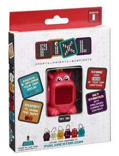 PIXL Character Yolo Interactive Digital Toy - Stocking FIller? @Amazon Add-On Item £2.75