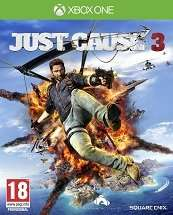 [Xbox One/PS4] Just Cause 3-As New £13.73/[Xbox One] Tom Clancys Rainbow Six Siege £12.73-As New  (Boomerang Rentals)